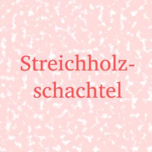 streichholzschachtel